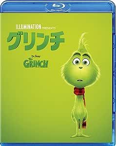 グリンチ [AmazonDVDコレクション] [Blu-ray]
