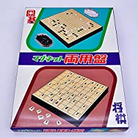 囲碁と将棋を楽しめるマグネット両用セット■マグネット囲碁将棋両用セット MR04