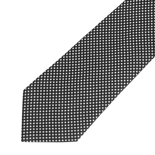 ポールスミス(PAUL SMITH) ネクタイ 552M X53 B ブラック 黒 [並行輸入品]
