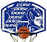 NCAA DukeブルーDevils Mini Basketball Hoopster