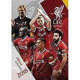 リバプール(Liverpool) オフィシャル 2018 壁掛け カレンダー