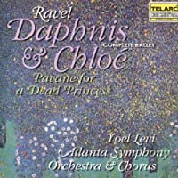 Maurice Ravel: Daphnis & Chloe/Pavane For A Dead Princess by Levi/ASO (1993-11-16)