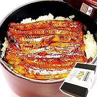 うなぎグルメギフト 国産鰻(うなぎ)蒲焼 3枚 (2.お中元用)