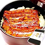 ギフト 国産鰻(うなぎ)蒲焼 3枚セット