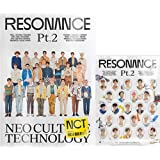 NCT 2020 The 2nd Album Resonance Pt. 2 Preorder (Departure Version) CD+Folded Poster+Photo Book+ID Card+Photo Card+Sticker+(E