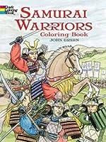 Samurai Warriors (Dover History Coloring Book)