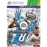 【HG特典付き】Xbox360 Madden NFL 13 アジア版