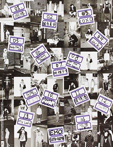 EXO 1集 リパッケージ - XOXO (Hug Version)(中国語バージョン) (韓国盤)の詳細を見る