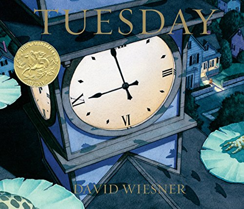 Tuesday (Caldecott Medal Book)の詳細を見る