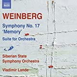 ミェチスワフ・ヴァインベルク:交響曲 第17番「記憶」他