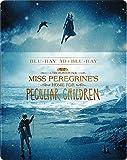 【Amazon.co.jp限定】ミス・ペレグリンと奇妙なこどもたち 3D & 2D ブルーレイセット スチールブック仕様 (A3サイズポスター+ポストカードセット付き) [Blu-ray] 画像