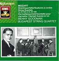 Clarinet Quintet in a