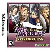 Ace Attorney: Miles Edgeworth (輸入版:北米) DS