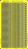 レインボー INJ 1/350 穴あき桁 II
