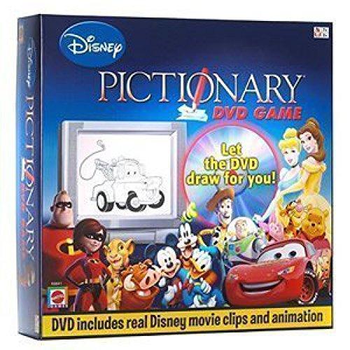 ニュー ディズニー ピクショナリー (New Disney Pictionary) [並行輸入品] ボードゲーム