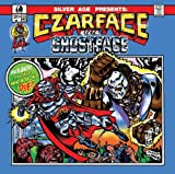 CZARFACE MEETS GHOSTFACE (シザーフェイス・ミーツ・ゴーストフェイス) (直輸入盤帯付国内仕様)