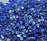 浄化 さざれ 500g 天然石 パワーストーン 各種 5-9mm ラピスラズリ 青金石 Lapis lazuli