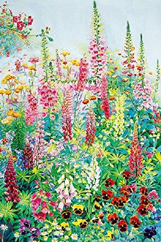 1000ピース ジグソーパズル 春花(はるか)(50x75cm)の詳細を見る
