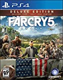 Far Cry 5 Deluxe Edition - PlayStation 4 Deluxe Edition - Imported