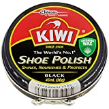 KIWI 油性靴クリーム 黒用 45ml