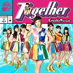 Cheeky Parade「Fly Higher」のジャケット画像