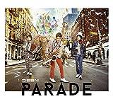 【Amazon.co.jp限定】PARADE(初回生産限定盤A)(Blu-ray Disc付)(絵葉書(Amazon.co.jp Ver.) & スペシャルイベント応募はがき付)