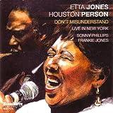 Don't Misunderstand: Live in New York by Etta Jones (2007-07-31)