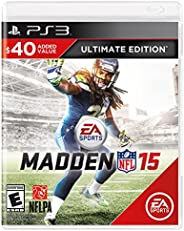 Madden NFL 15 Ultimate Edition (輸入版:北米) - PS3