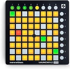Novation パフォーマンスコントローラ Launchpad Mini MK2
