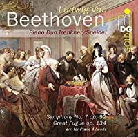 Music for Piano Duo by Beethoven