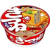 訳あり マルちゃん 赤いきつねうどん96g×12個 ケース販売 (賞味期限2014.4.20)