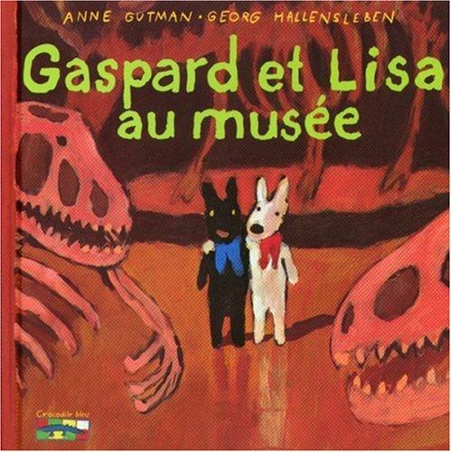 Gaspard Et Lisa Au Museeの詳細を見る