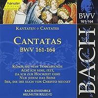 Bach: Cantatas BWV 161-164 by J.S. Bach (2000-06-27)