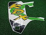 新品 カワサキ 純正 バイク 部品 KDX125SR シュラウドデカール 左 56062-1765 DX125A