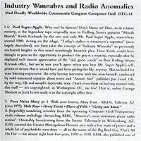 Industry Wannabes & Radio