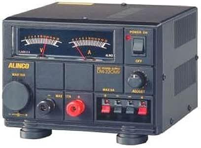ALINCO 直流安定化電源 17A DM-320MV