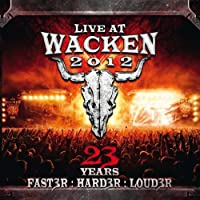 Wacken 2012-Live at Waken Open Air