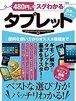 480円でスグわかるタブレット (100%ムックシリーズ)