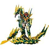 「AC」将魂姫 1/10三国シリーズ MG-02 雷神 関羽 変形可能 機甲少女 プラモデル DX版