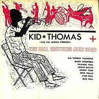 Kid Thomas + The Hall Brothers Jazz Band[Kid Thomas][LP盤]