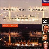 Pavarotti/Freni/Ricciarell