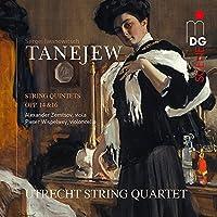 String Quintets Op. 14 & 16 by PIETER / ZEMTSOV,ALEXANDER UTRECHT STRING QUARTET / WISPELWEY