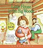 Little House In The Big Woods Unabr CD Low Price 画像