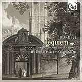 Requiem / Four Motets Messe Cum Jubilo (Hybr)