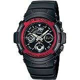 [カシオ]CASIO G-SHOCK(Gショック)腕時計 海外モデル AW-591-4ADR レッド [並行輸入品]