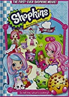 Shopkins Chef Club [DVD] {USA Import]