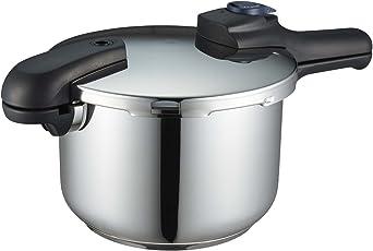 パール金属 圧力鍋 5.5L IH対応