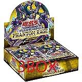 コナミデジタルエンタテインメント 遊戯王OCG デュエルモンスターズ PHANTOM RAGE BOX(初回生産限定版)(+1ボーナスパック 同梱) 3BOXセット