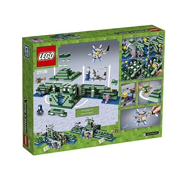 レゴ(LEGO)マインクラフト 海底遺跡 21136の紹介画像5
