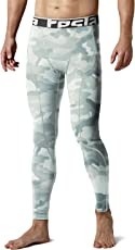 (テスラ) TESLA メンズ 冬用起毛 スポーツタイツ [吸湿発熱・保温] コンプレッションウェア パワーストレッチ アンダーウェア